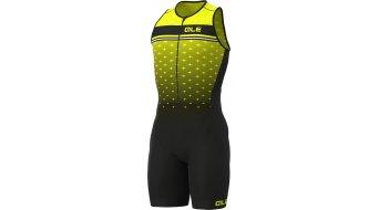 Alé Stars Long Triathlon Rennanzug ärmellos Herren Gr._M_fluo_yellow/black - MUSTERKOLLEKTION