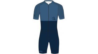 Maloja PushbikersM. Suit Rennanzug rövid férfi (S.A.T.-ülepbetét) Méret M night sky- MUSTERKOLLEKTION