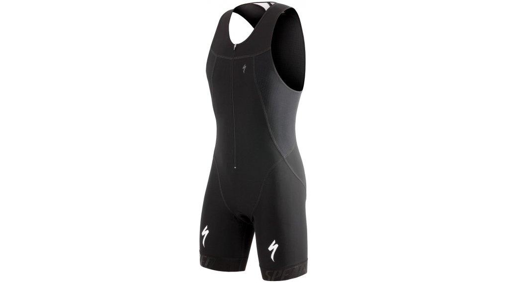 Specialized Triathlon Pro Skinsuit Einteiler ärmellos Herren (Tri-Sitzpolster) Gr. M black