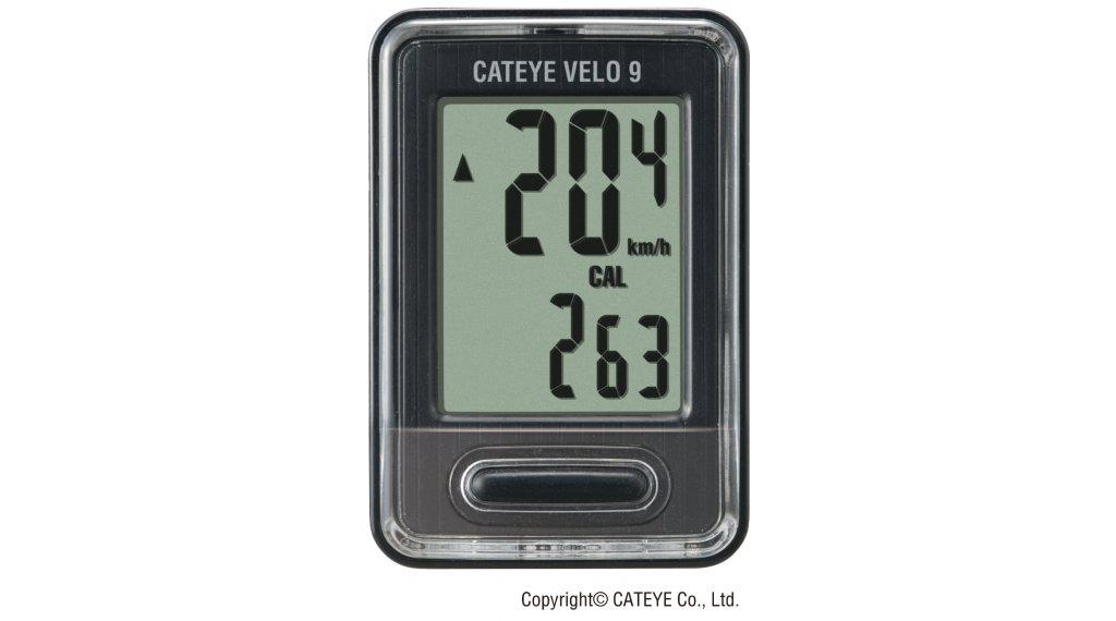environ Eye Velo9 CC-VL820 compteur de vélo noir
