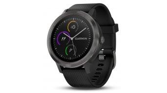 Garmin vivoactive 3 GPS Multisport-Smartwatch Schiefer black