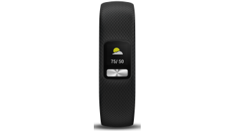 Garmin vivofit 4 Fitness-Tracker Gr. L black