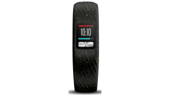 Garmin vivofit 4 Fitness-Tracker Gr. S/M black dots