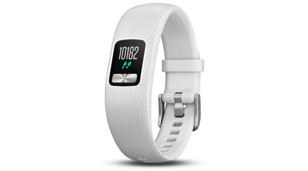 Garmin vivofit 4 Fitness-Tracker taille S/M blanc