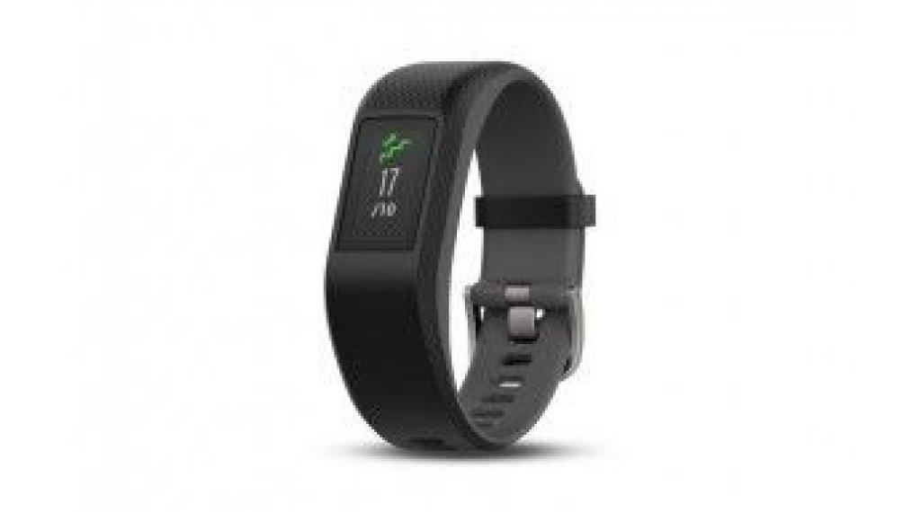 Garmin vivosport Smart Fitness-Tracker Large grey