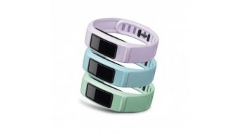 Garmin vivofit 2 Ersatzarmbänder Large mint/skyblue/lilac