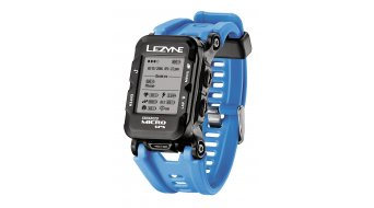 Lezyne GPS Watch watch incl. Lade cable and handle bar holder