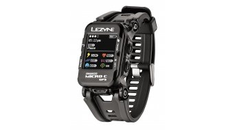 Lezyne GPS Watch Color watch incl. chest belt, Lade cable and handle bar holder