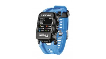 Lezyne GPS Watch Color reloj incl. cable cargador y soporte para manillar