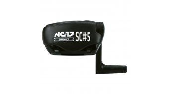 NC-17 SC5 Speed- 和 踩踏频率传感器 (有ANT+ 和 Bluetooth 4.0) 黑色