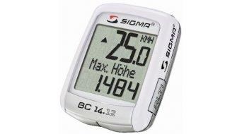 Sigma Sport Computer BC 14.12 ALTI Topline bianco