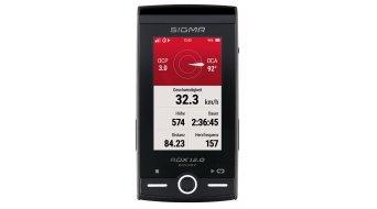 Sigma Sport ROX 12.0 Sport GPS 无线骑行电脑 BASIC gray