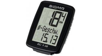Sigma Sport BC 7.16 compteur de vélo