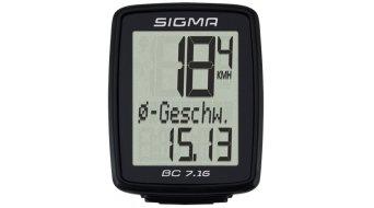 Sigma Sport BC 7.16 Fahrradcomputer