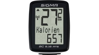 Sigma Sport bike computer BC 9.16 ATS wireless