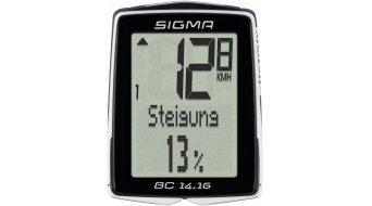 Sigma Sport bike computer BC 14.16 wired