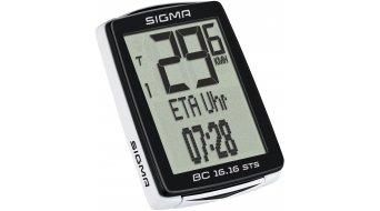Sigma Sport BC 16.16 STS environ compteur de vélo