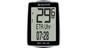 Sigma Sport bike computer BC 16.16 wired
