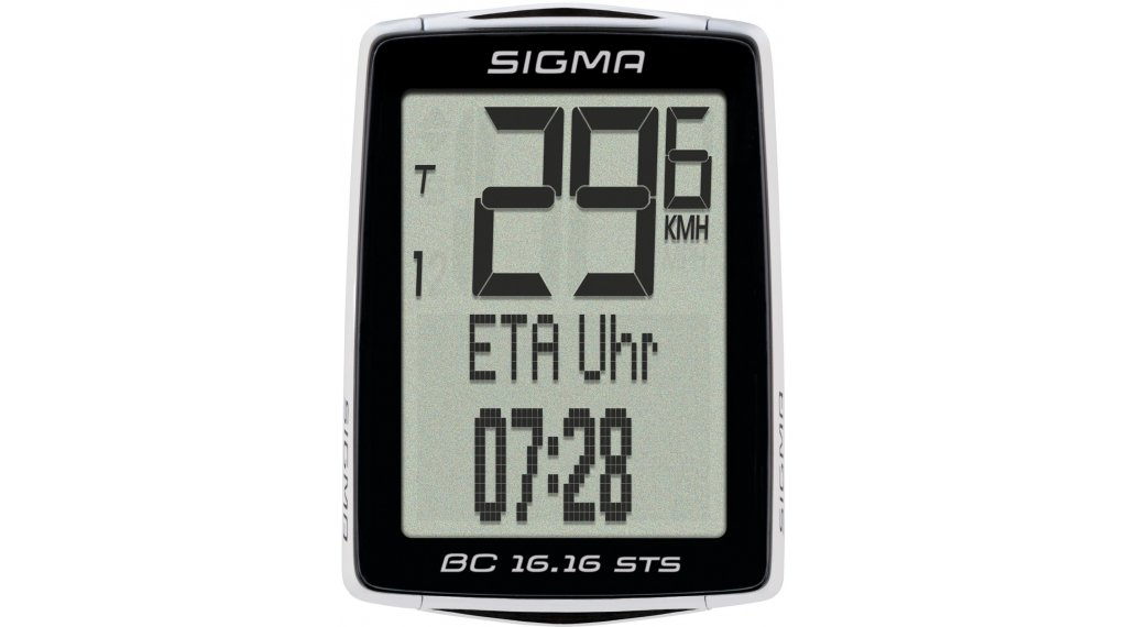 Sigma Sport BC 16.16 STS Fahrradcomputer