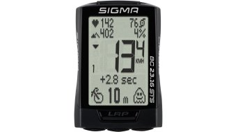 Sigma Sport Fahrradcomputer BC 23.16 STS kabellos