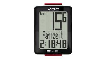 VDO M1.1 WL Fahrradcomputer schwarz