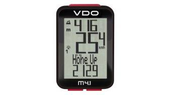 VDO M4.1 WR bike computer (cable ) black