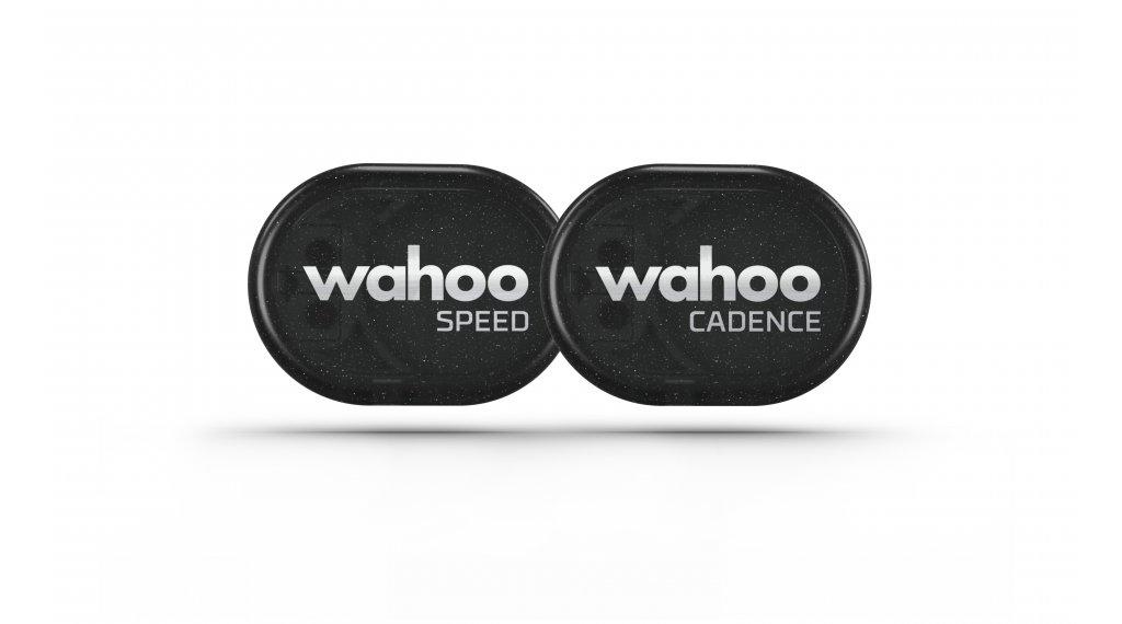 Wahoo RPM Speed & Cadence Geschwindigkeits- und Trittfrequenzsensor