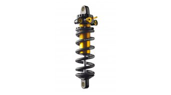 Cane Creek Double Barrel Coil IL coil spring shock 15.07mm drillung (without coil spring & Einbaubushes)