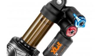 Fox X2 Float 2 Pos-Adjust Factory Serie Dämpfer 210-55mm 3x 0,3mm Spacer orange grey Logo Mod. 2020
