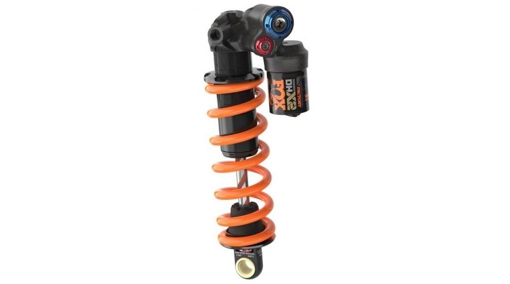 Fox DHX2 HSC LSC HSR LSR Trunnion Factory Serie Dämpfer 225-75mm orange Logo Mod. 2021