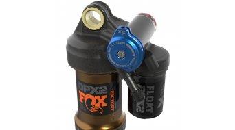 Fox DPX2 Float Remote Down EVOL LV Factory Serie Dämpfer 200-51mm 0.4mm Spacer Orange Logo Mod. 2021