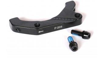 Brake Force One Adapter IS-PM VR/HR 203/180mm inkl. Befestigungsmaterial
