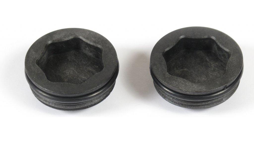 Brake Force One Bremssatteldeckel groß schwarz