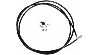 Formula Bremsleitung schwarz RX 200cm incl. Anschluss-Kit