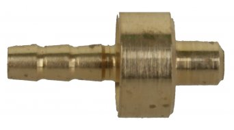 Hope brake hoses fitting from brass for plastic and braided hose