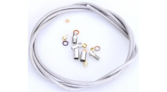 Hope Stainless Steel Braided Hose Kit Type - Stahlflexleitung 1600mm