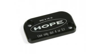 Hope Ausgleichbehälterkryt mini brzdová páka černá pro model 2006