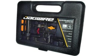 Jagwire Elite Bleed Entlüftungs-Kit 适用于 矿物油 (含有转接件 适用于 Shimano/Magura/Tektro/TRP) (示例图片))