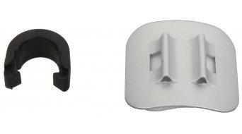 Jagwire aluminium shift-/brake hoses holder to Aufadhesiven
