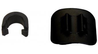 Jagwire aluminium shift-/brake hoses holder to Aufadhesiven (Stk.)