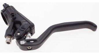 Magura 刹车手柄及连接件 MT5 黑色, 4指 铝-扳杆, 黑色 自2015年后款型