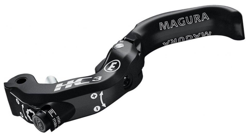 Magura HC3 1- finger aluminium brake lever Reach Adjust with tool black