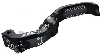 Magura brake lever HC3 MT6/MT7/MT8/MT-Trail-carbon 1- finger Ratio Adjust lever black