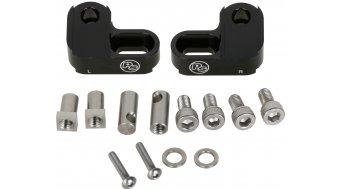 Problem Solvers MisMatch 1.0/1.1 adapter SRAM Matchmaker shift lever/Shimano I-Spec B brake lever black )