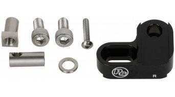 Problem Solvers MisMatch 1.0/1.1 adapter SRAM Matchmaker shift lever/Shimano I-Spec B brake lever black (right )