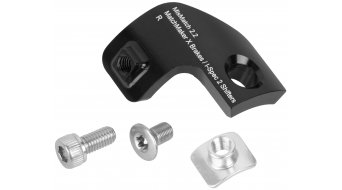 Problem Solvers MisMatch 2.2 adapter (Shimano I-Spec II on Matchmaker X Avid/SRAM brakes )
