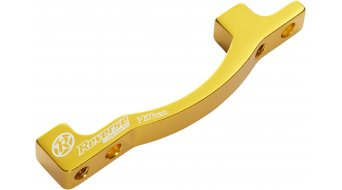 Reverse adapter 203mm PM/PM gold