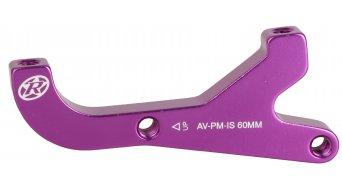 Reverse 转接件 后轮-200mm IS/PM purple (Avid)