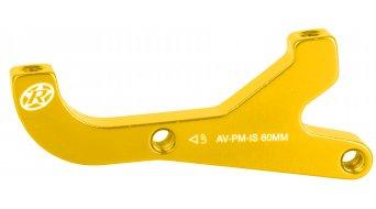 Reverse 转接件 后轮-200mm IS/PM 金色 (Avid)
