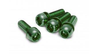 Reverse 刹车夹器螺丝 M6x18mm (4个) green